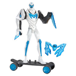 Max Steel Figurine Deluxe Turbo Board