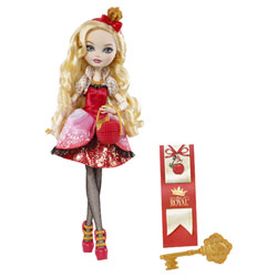 Poupée Ever After High Royal Apple White