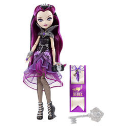 Poupée Ever After High Rebel Raven Queen