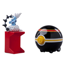 Pokémon Coffret Catch'n Train Pokeball Thundurus