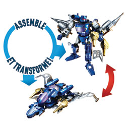 Transformers Construct A-Bots Elite Soundwave