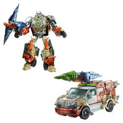 Transformers Prime Deluxe Beast Hunter Autobot Ratchet
