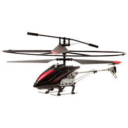 Hélicoptère Noir IR 2 vitesses