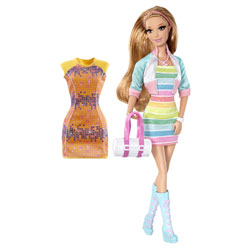 Barbie mode et tenue Summer