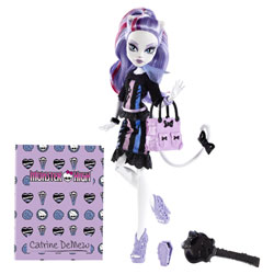 Monster High Photo de Classe Catrine Demew