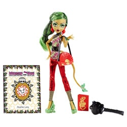 Monster High Photo de Classe Jinafire Long