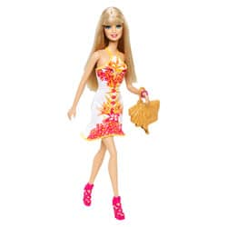 Barbie Amies Mode Tropiques Barbie