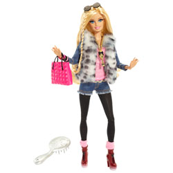 Barbie Amies Mode Luxe Barbie BLR56