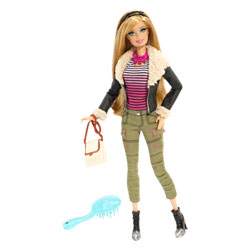 Barbie Amies Mode Luxe Barbie BLR58