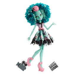 Monster High Hauntlywood Honey Swamp