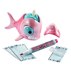 Monster High Creature Critters Neptuna