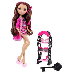 Ever After High Poupée et accessoires Briar Beauty