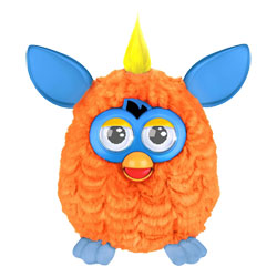 Furby Hot Orange et Bleu