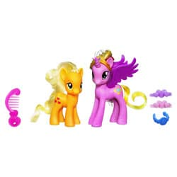 Mon Petit Poney Princesse Cadance & Applejack