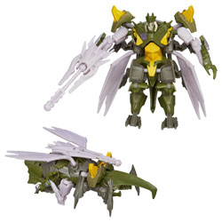 Transformers Prime Commander Beast Hunter Hardshell