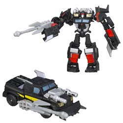 Transformers Prime Commander Beast Hunter Trailcutter