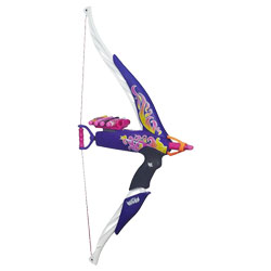 Nerf Rebelle Dart Bow Arc Noir