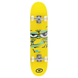 Skateboard double kick Gorille