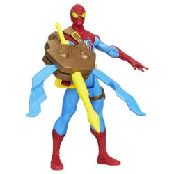 Spiderman Figurine Spider Strike Blade Arrow