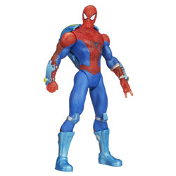 Spiderman Figurine Spider Strike Shock Surge