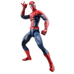 Spiderman Figurine 15 cm Infinity Legends Amazing Spiderman