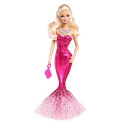 Barbie Amies Mode robe de soirée BFW19