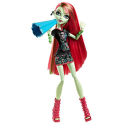 Monster High Poupée Venus McFlytrap