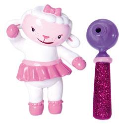 Docteur la peluche-Mini figurine Caline et un Otoscope