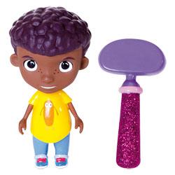 Docteur la peluche-Mini figurine Donny et un Marteau