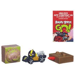 Angry Birds Go Rowdy Racers Bomb's Race Kart