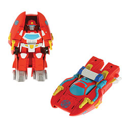 Transformers Rescue Bots 12,5 cm Heatwave The Fire-Bot