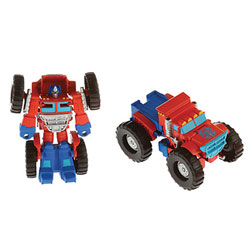 Transformers Rescue Bots 12,5 cm Optimus Prime