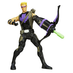 Figurine de combat Avengers HAWKEYE