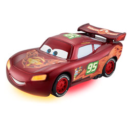 Cars Neon Lumineux Flash McQueen