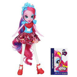 My Little Pony Equestria Girls Pinkie Pie Rainbow Rocks