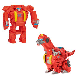 Transformers 4 Rescue Bots Dinobot Heatwave