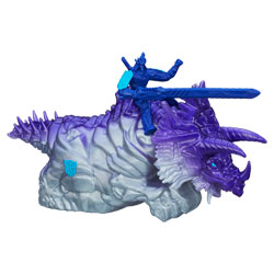 Transformers 4 Dino Retro friction Autobot Drift et Dinobot Slug