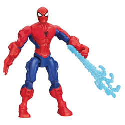 Avengers Figurine Hero Mashers Spiderman