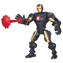 Avengers Figurine Hero Mashers Iron Man