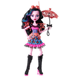 Monster High Poupées Transe-Fusion Dracubecca