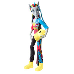 Monster High Poupées Transe-Fusion Neighthan