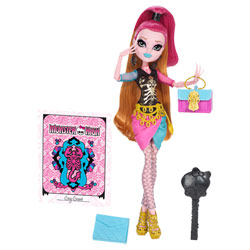 Monster High Photo de Classe Gigi Grant