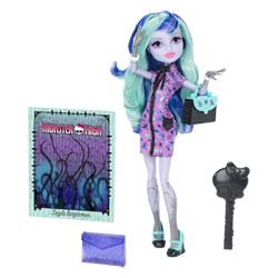 Monster High Photo de Classe Twyla Boogieman