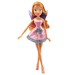 Winx Fairy Ribbon Flora