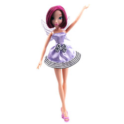 Winx Fairy Ribbon Tecna
