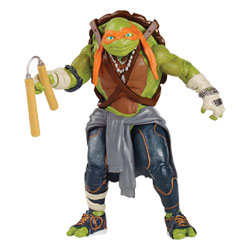 Tortues Ninja Movie Figurine 25 cm Michelangelo