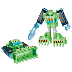 Transformers Rescue Bots Boulder the Construction