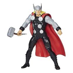 Figurine de combat Avengers Thor B1811
