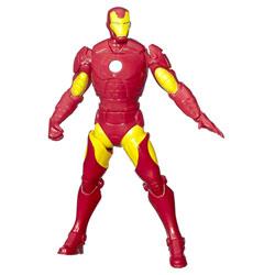 Figurine de combat Avengers Iron Man B1812