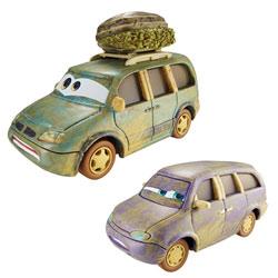 Cars Perdue dans le Désert